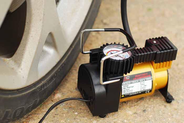 Ремонт автомобильных компрессоров для подкачки шин своими