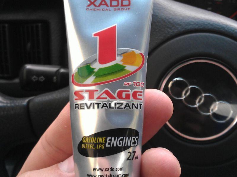F8 complex formula - защита бензинового двигателя, xado, 250 мл