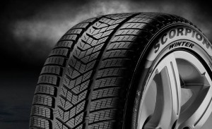 Шины без шипов Pirelli Scorpion Winter