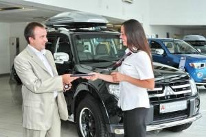 Получение авто после одобрения кредита