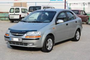 Chevrolet Aveo (2005) до 250 тыс рублей