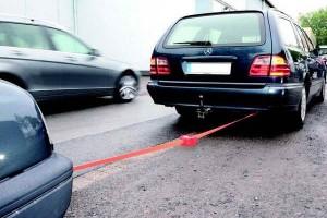 buБуксирование автомобиля