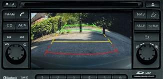 Лучшие камеры заднего вида с парковочными линиями
