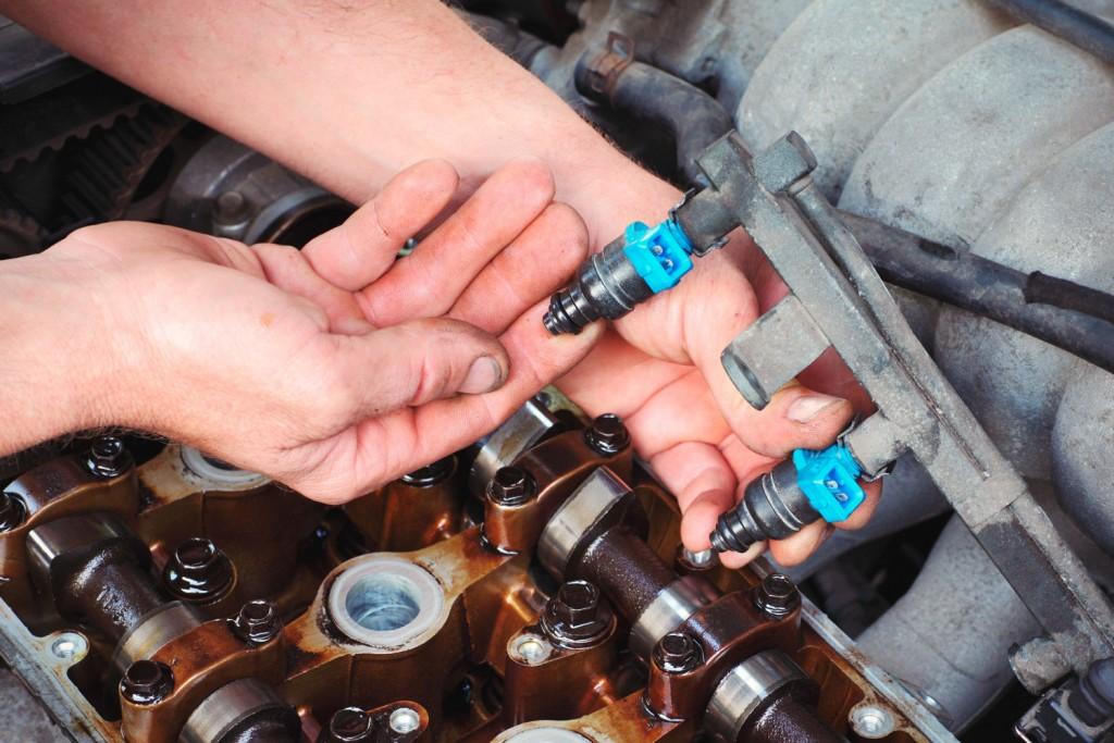 Несиправности в инжекторе автомобиля