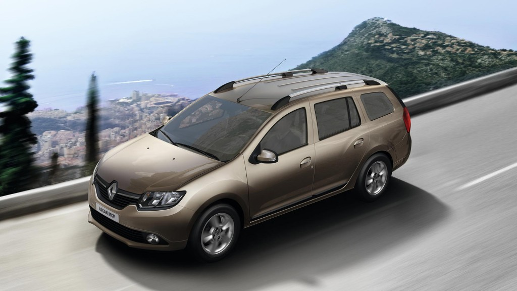 Renault Dacia Logan MCV