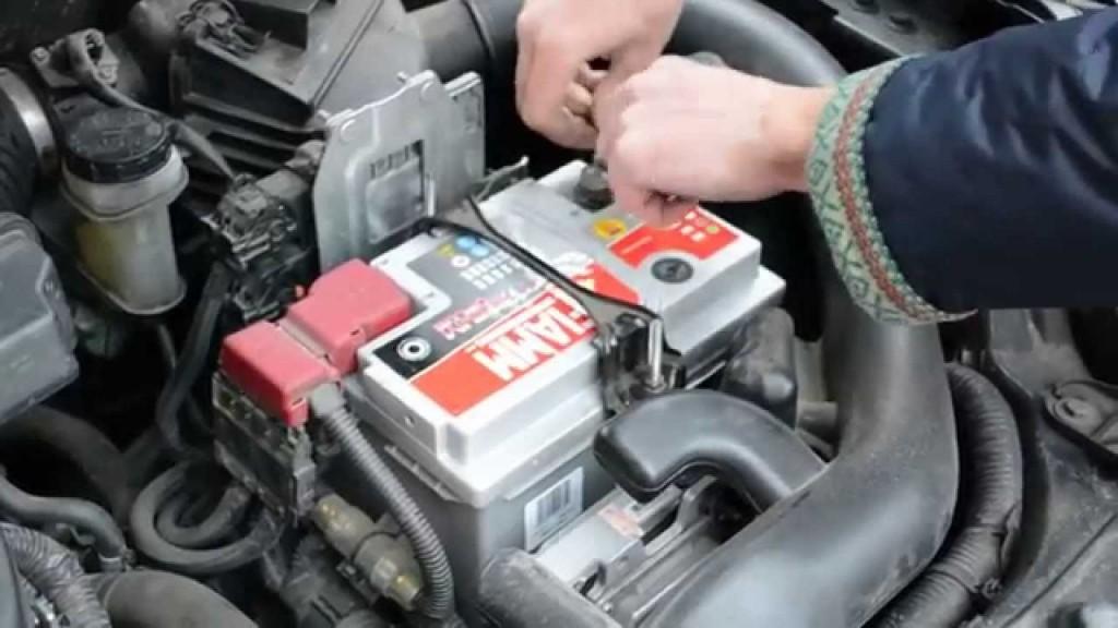 Зарядка аккумулятора после простоя