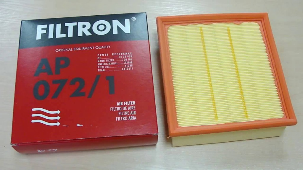Filtron для авто