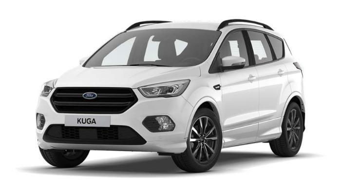 Ford Kuga за 2 млн
