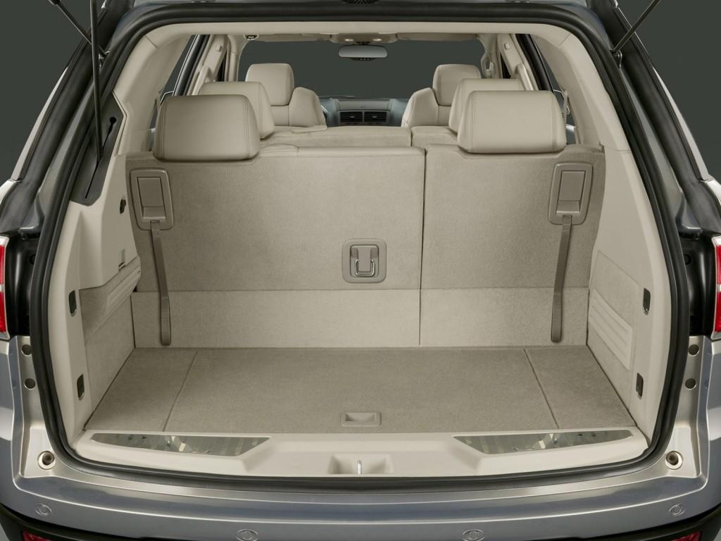 Семейное авто с большим багажником