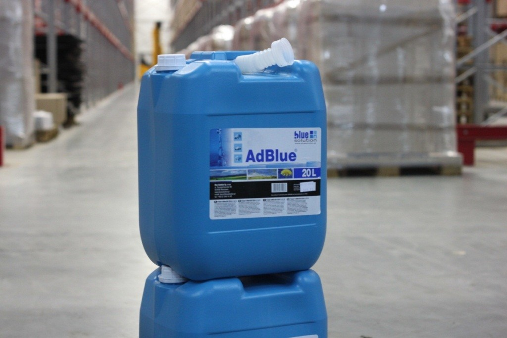 Мочевина для дизеля AdBlue