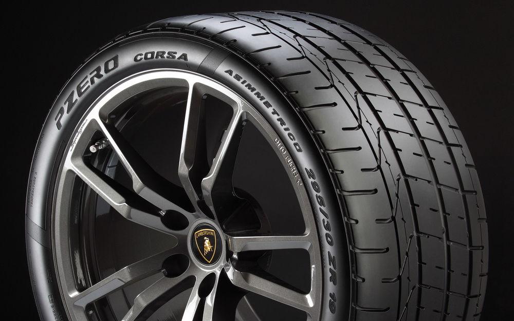 колесо с низкопрофильной шиной