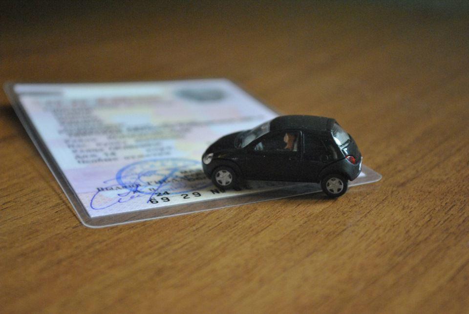 Фото регистрации авто