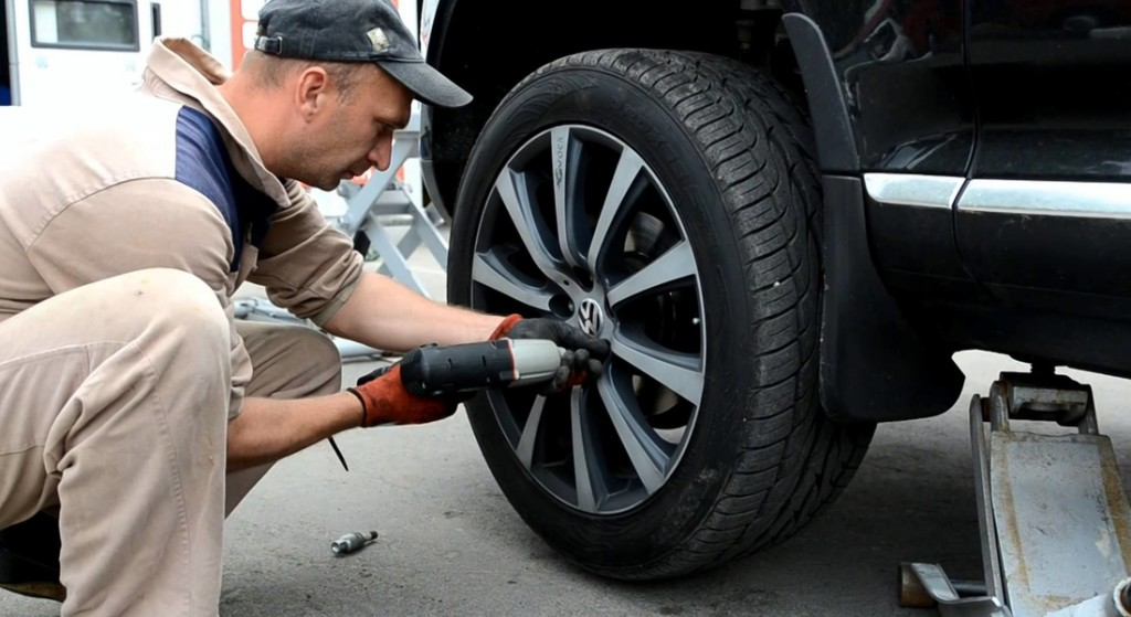 Балансировка колес без снятия колес