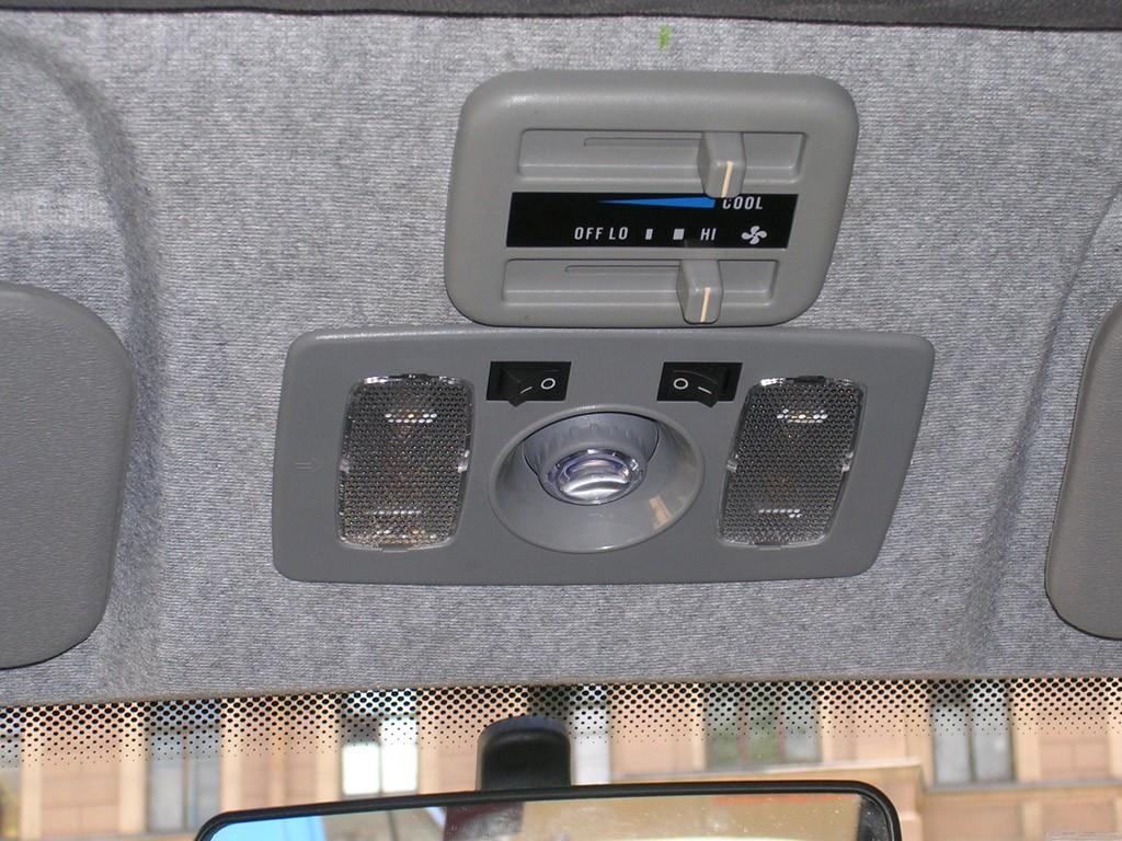 Пример установки кондиционера в авто