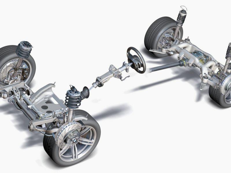 Зависимая подвеска автомобиля: виды, устройство и принцип работы