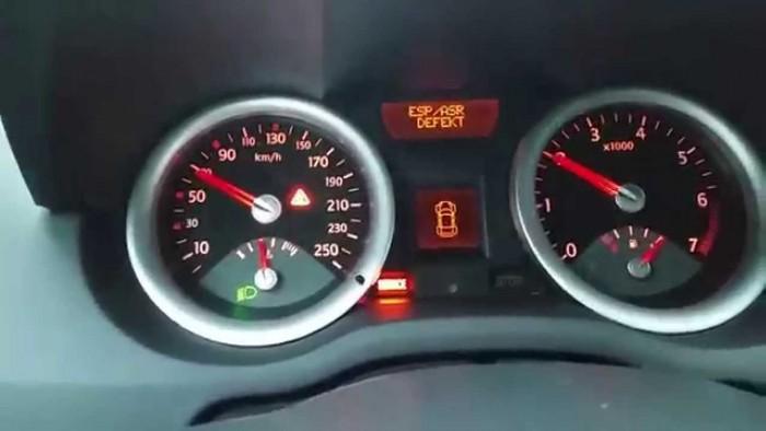 Системы автомобиля: ABS, ESP, ASR