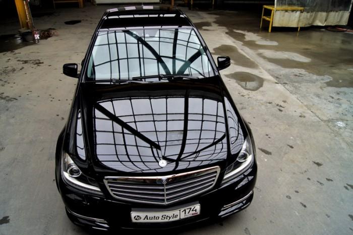«жидкое стекло» для автомобиля как наносить