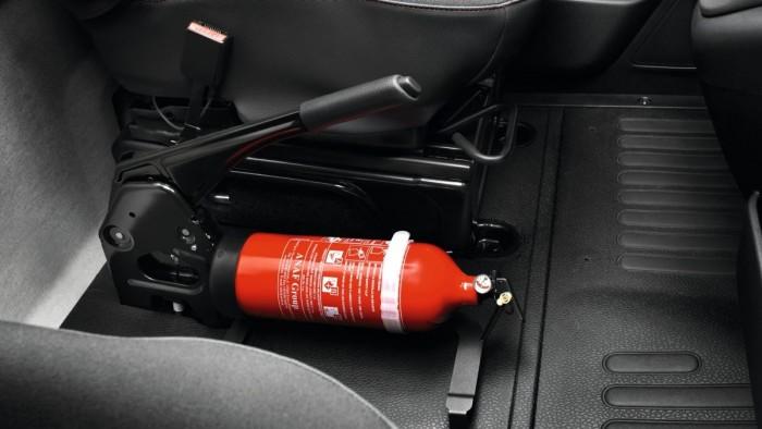 Какой огнетушитель должен быть в машине пдд