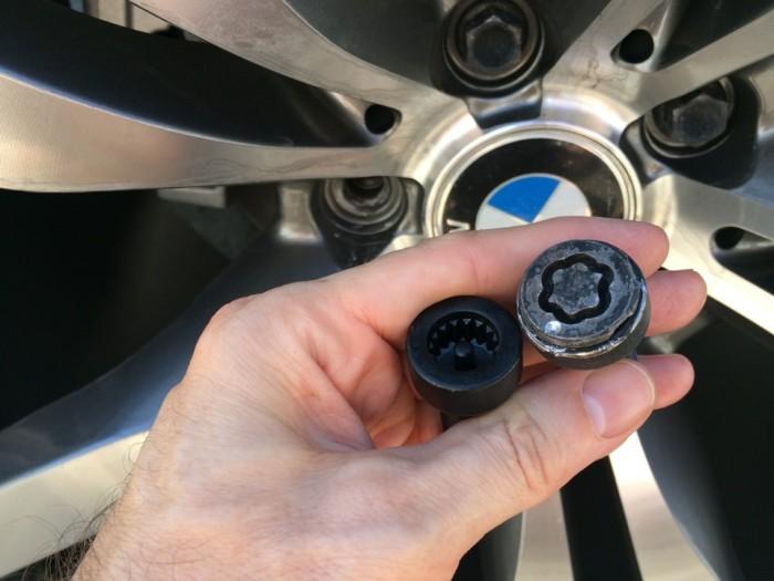 Как снять секретку с авто